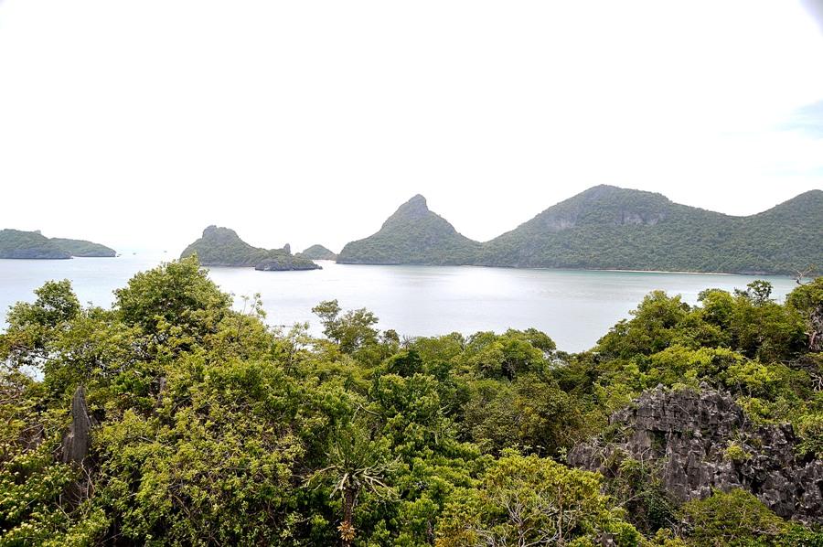 Panorama di Ang Thong