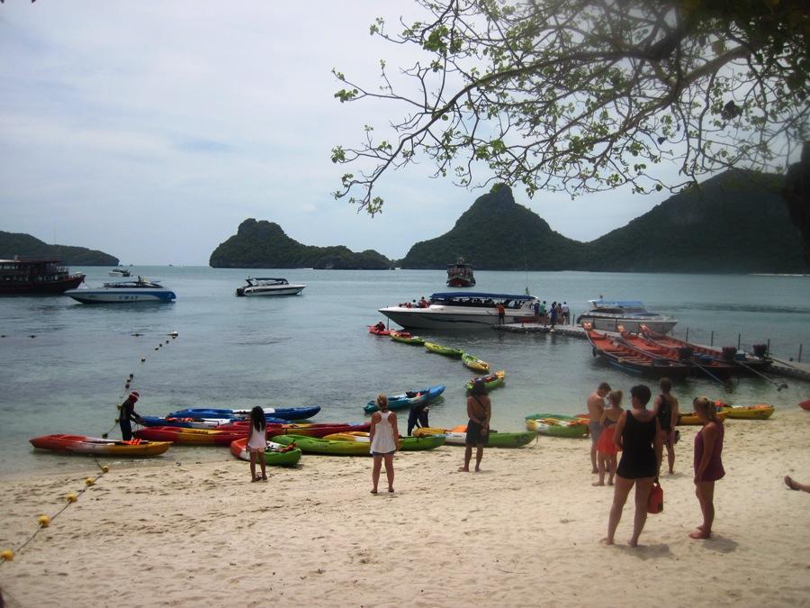 Spiaggia di Ang Thong