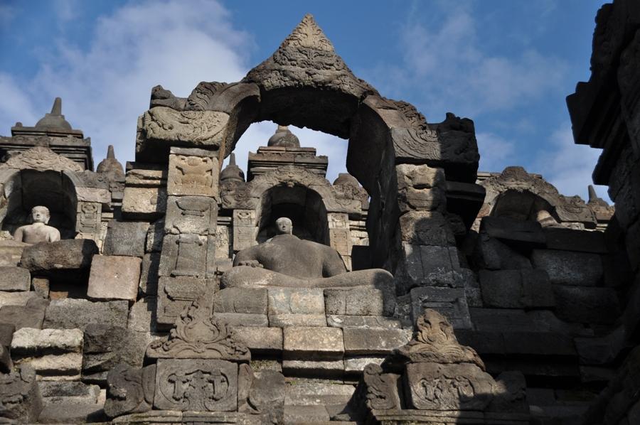 Dettaglio del Tempio