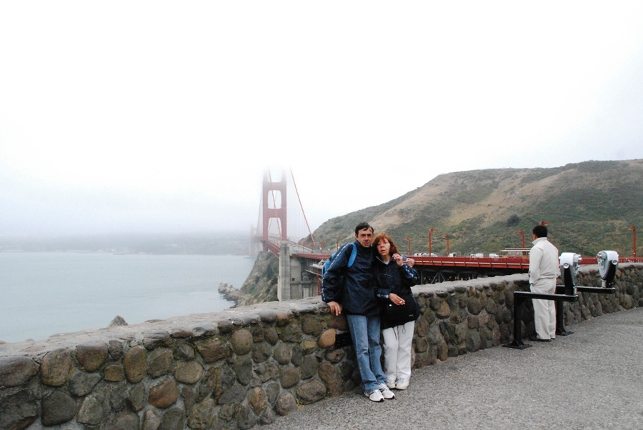 Sul Golden Gate