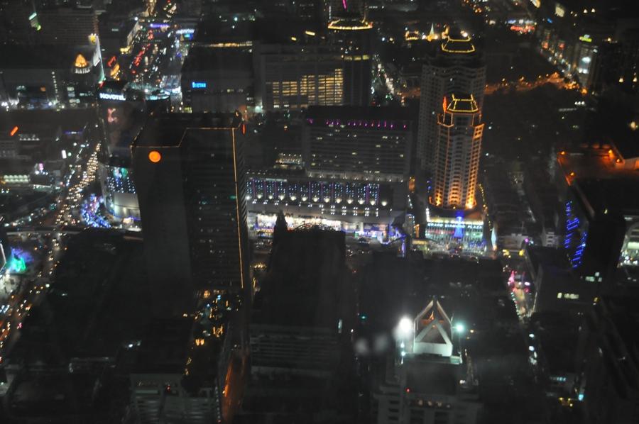 Vista dal Bayoke Sky Tower