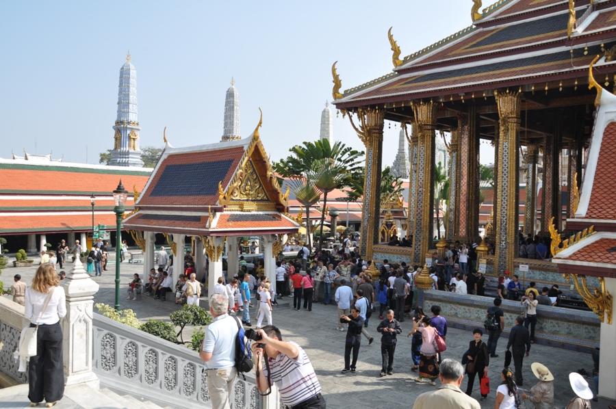 Cosa vedere a Bangkok Palazzo Reale