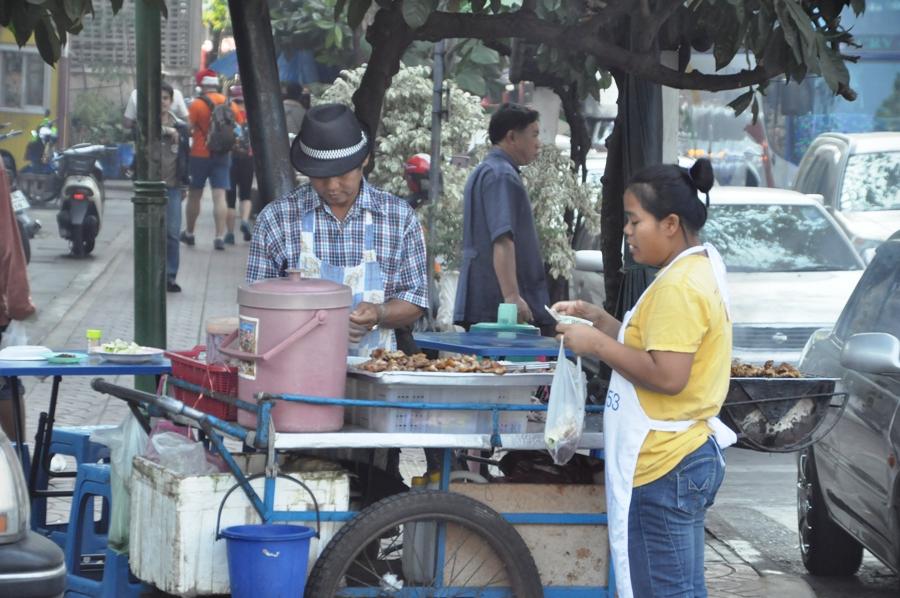 Cosa vedere a Bangkok Street Food