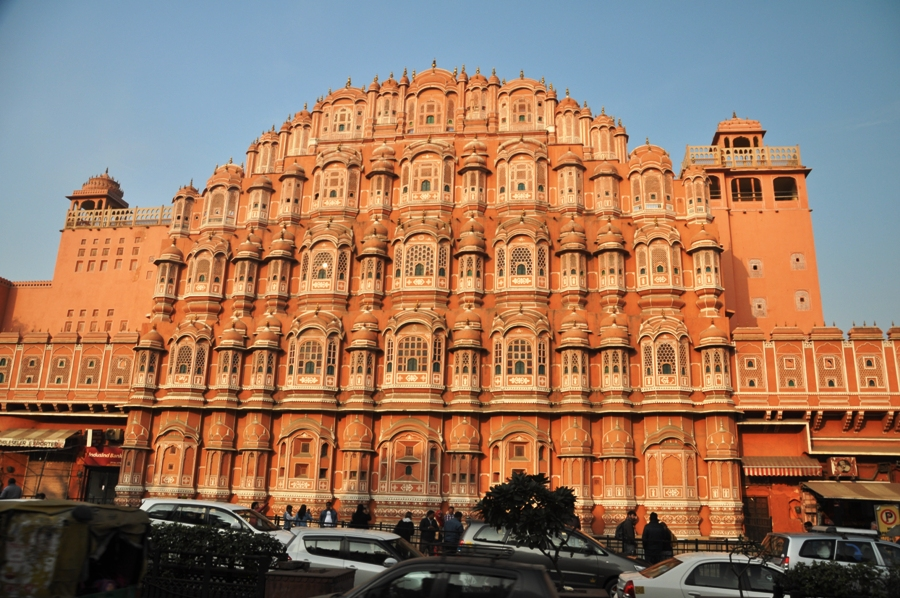 Jaipur cosa vedere Hawa Mahal