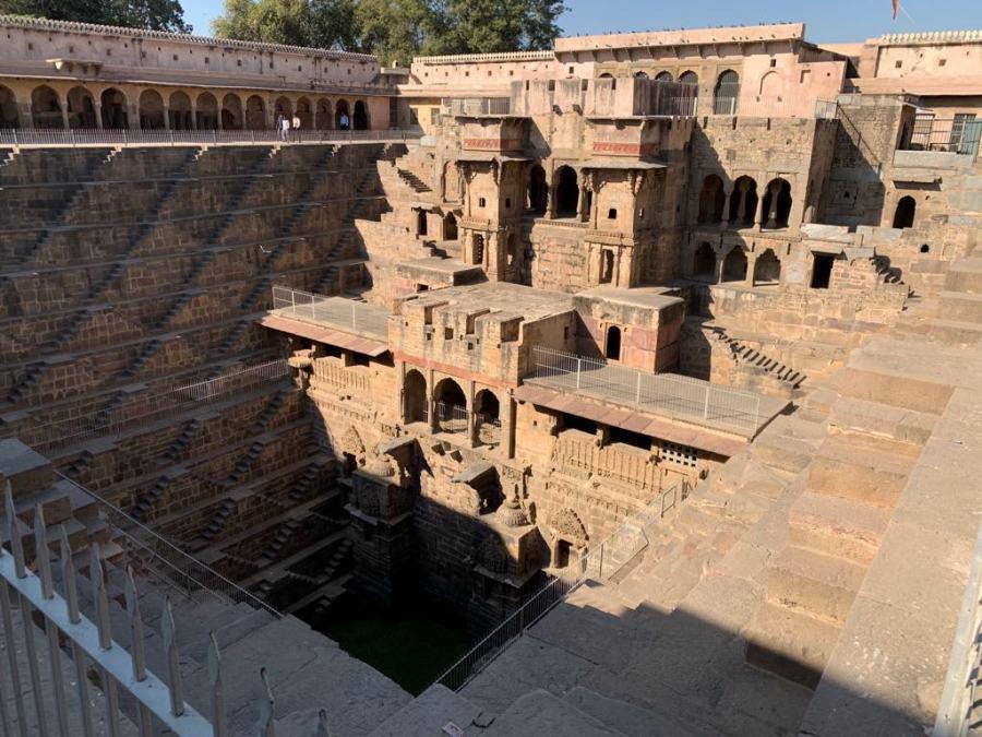 Rajasthan Chand Baori