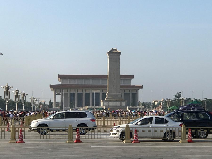 Sopravvivere a Pechino