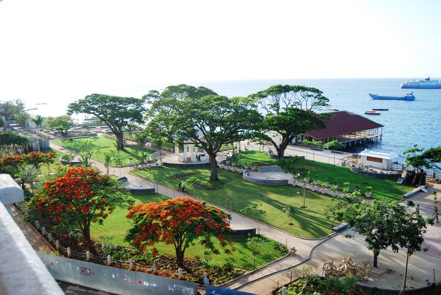 Panorama dalla Casa delle Meraviglie
