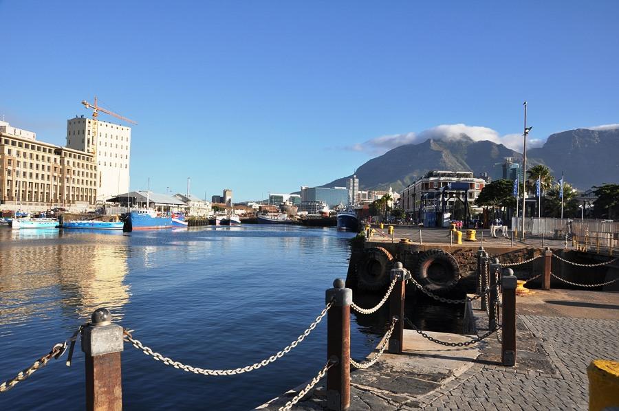 Il Waterfront di Cape Town