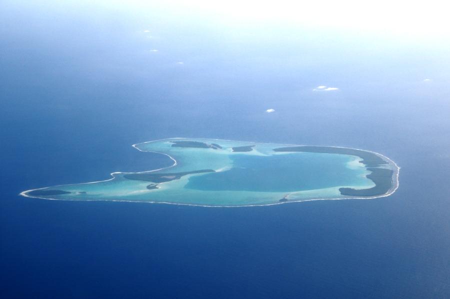 Polinesia Atollo
