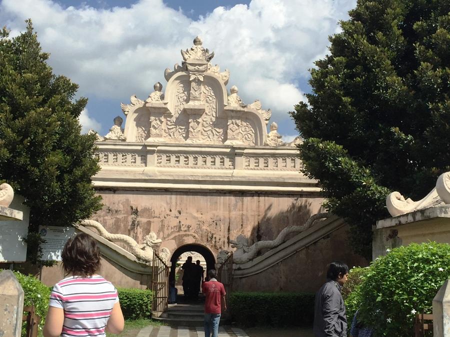 Ingresso al Water Palace