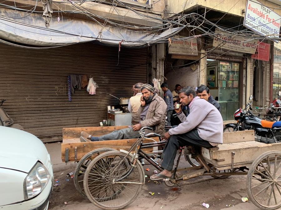 Mercato di Chandni Chowk