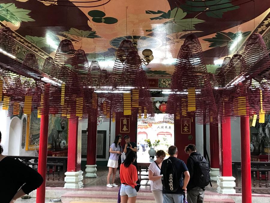 Tempio a Hoi An