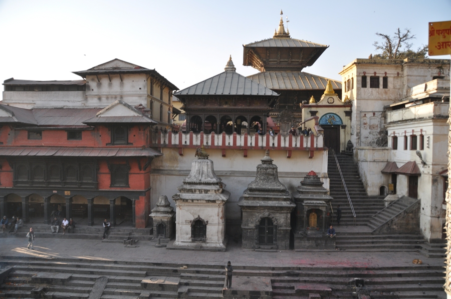 Tempio Pashupatinath