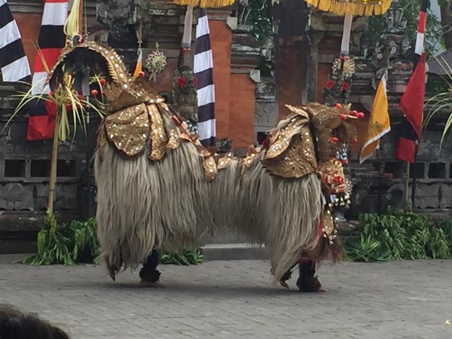 Danza del Barong