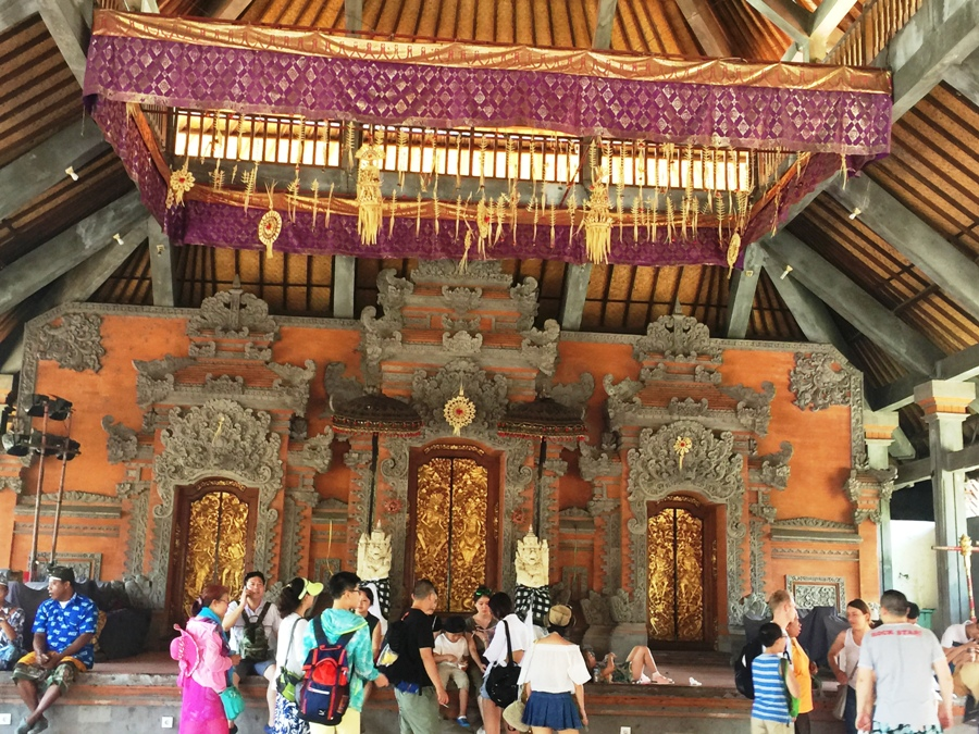 cosa visitare a Ubud Palazzo Reale