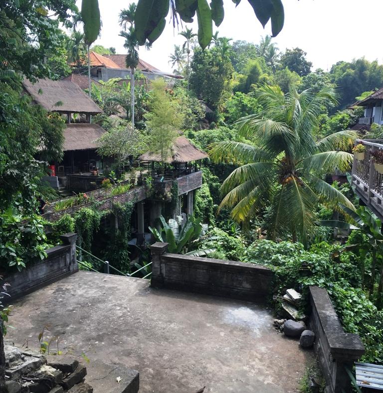 Panorama a Ubud