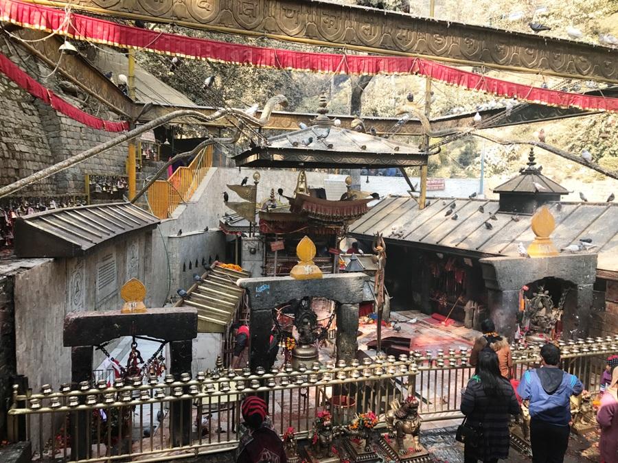 Il Tempio di Dakshinkali