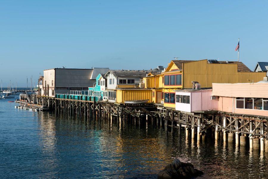 Fisherman's Wharf a Monterey