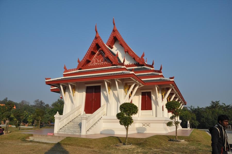 Tempio a Lumbini