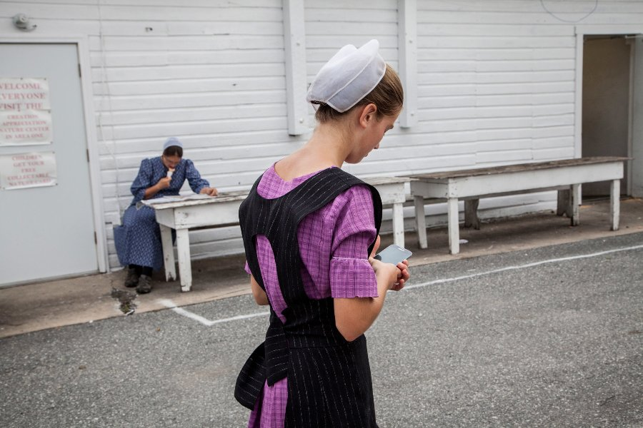 Amish della Lancaster County