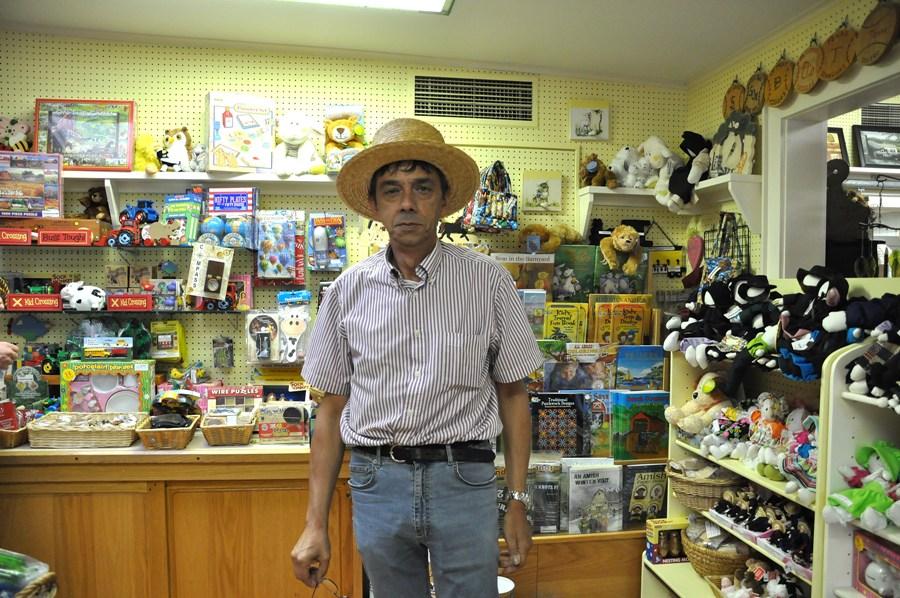 Uno strano Amish nella Lancaster County