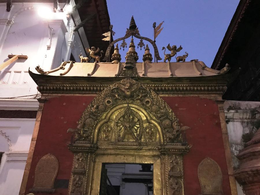La porta d'oro