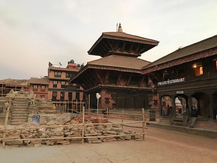 Tempio a Durbar Square