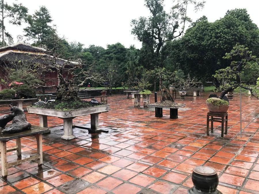 Cortile della pagoda