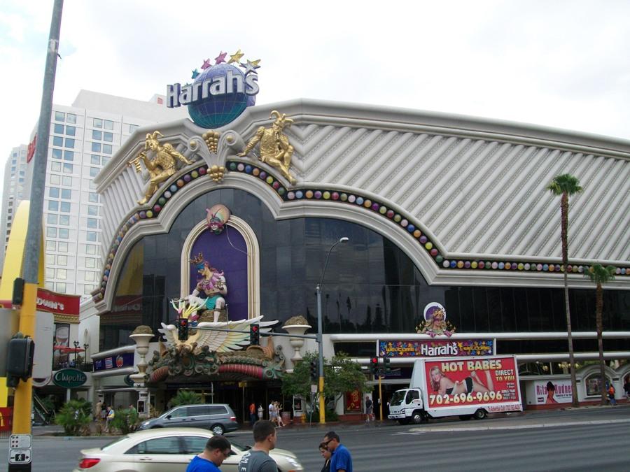 Las Vegas Hotel Harrahs