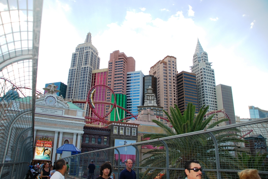 Las Vegas Hotel New York
