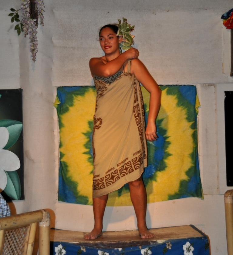 Pareo Show al Tiki Village
