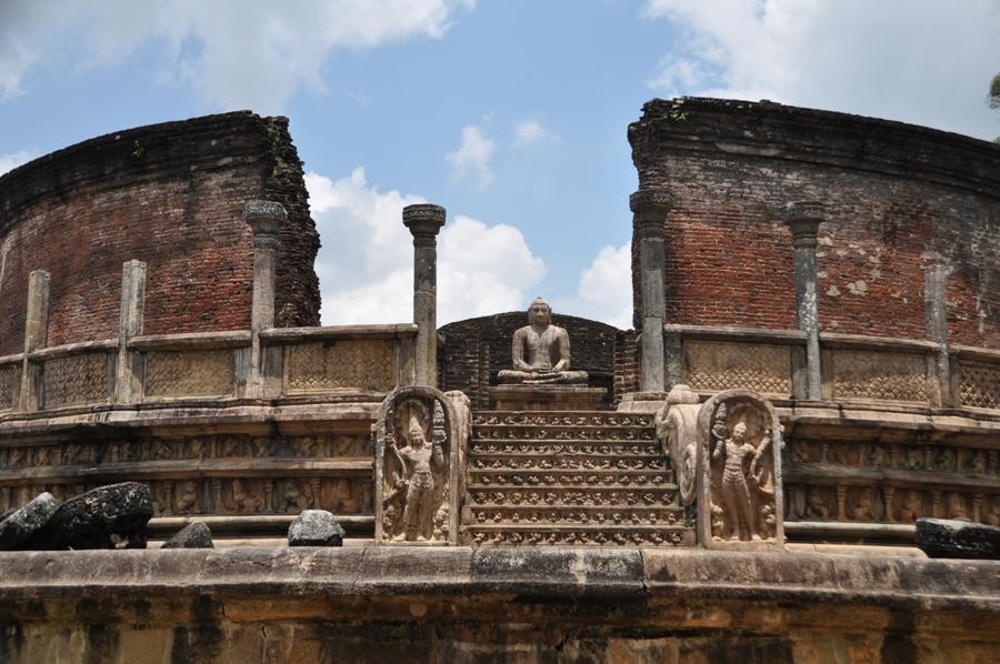Polonnaruwa - Vadatage