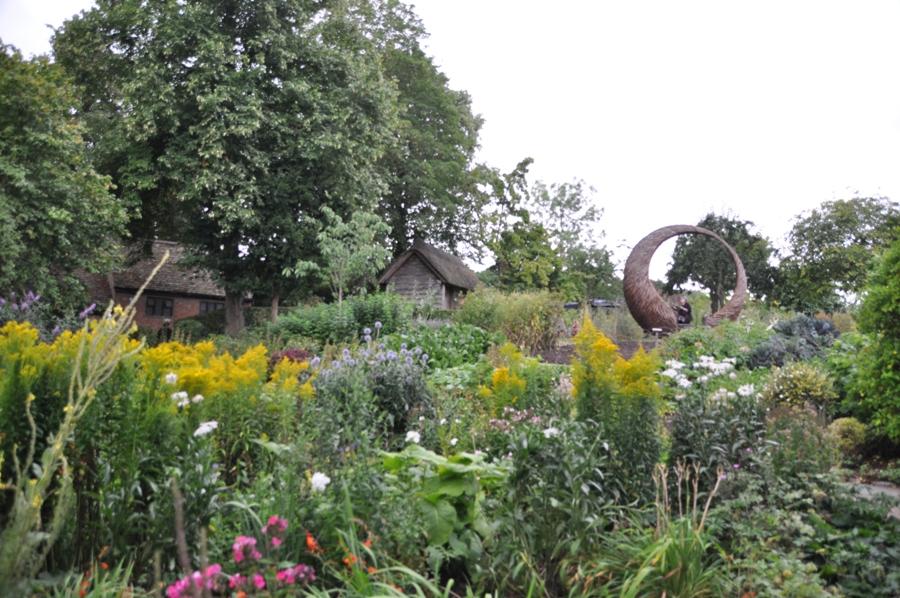 Il giardino di Anne Hathaway's cottage