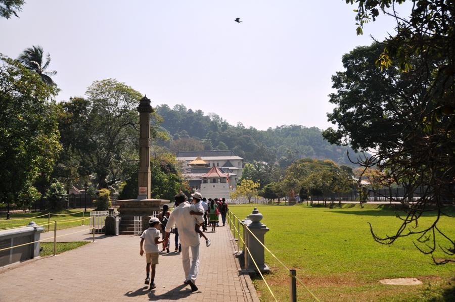 Giardini del Tempio del Dente di Buddha