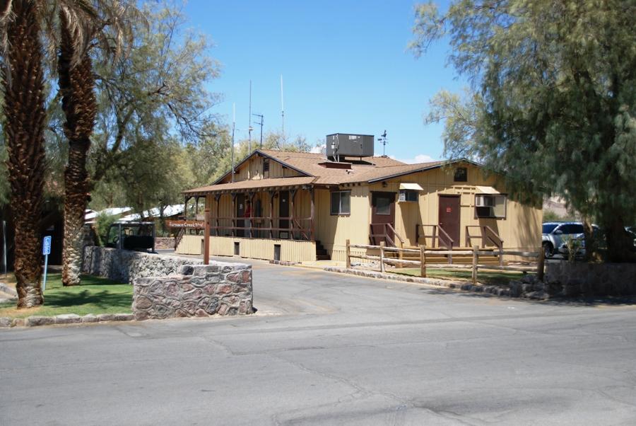 Death Valley Visitors Center
