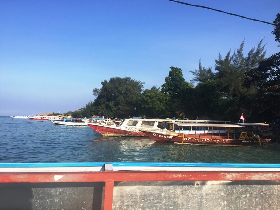 L'isola di Gili Air