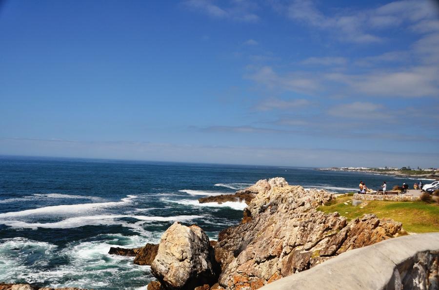 La costa ad Hermanus