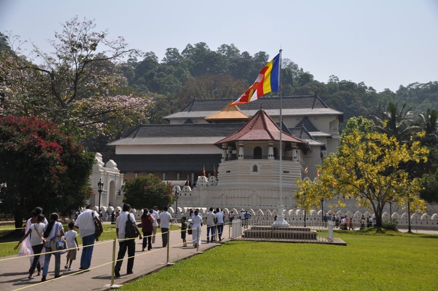 Cosa vedere a Kandy