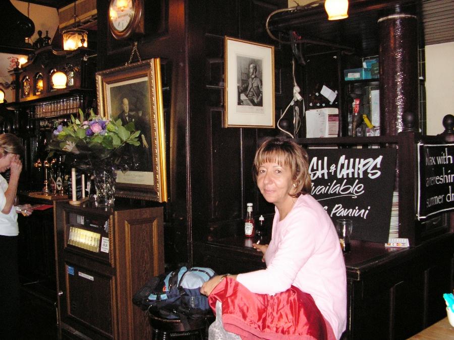 Relax in un pub
