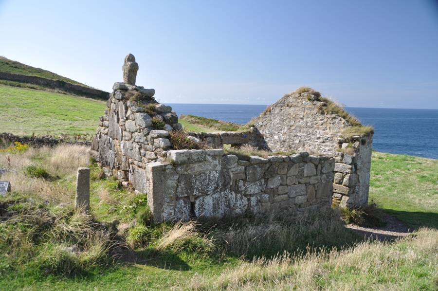 La chiesetta a Cape Cornwall