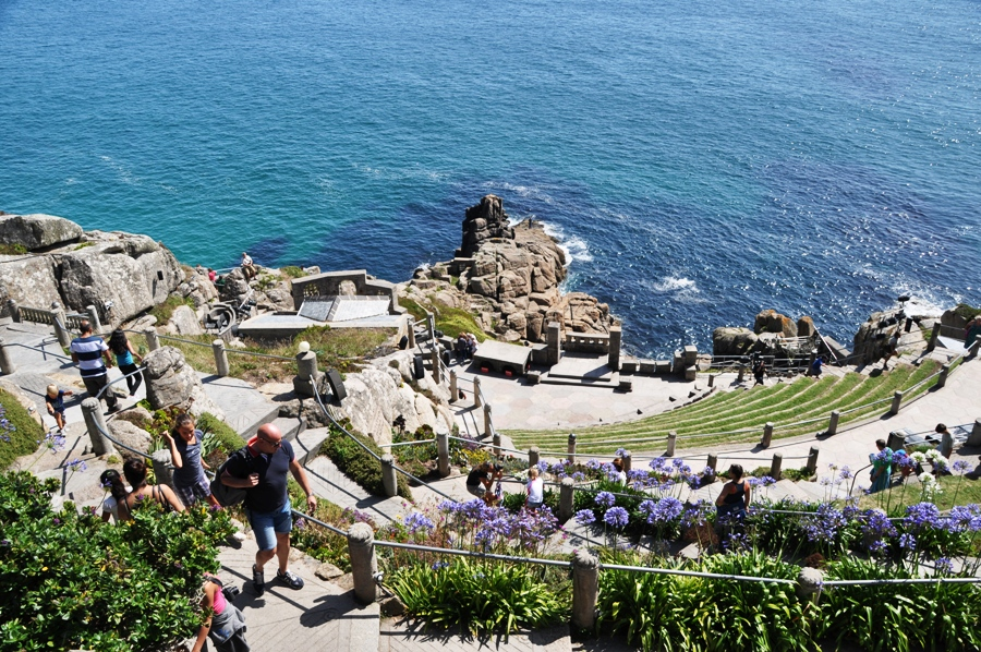Minack Open Air Theatre