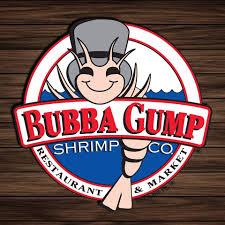 Ristoranti Bubba Gump Logo