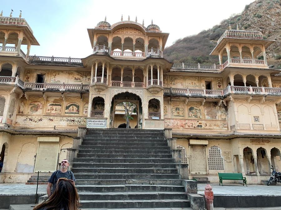 Tempio delle scimmie Galta Ji