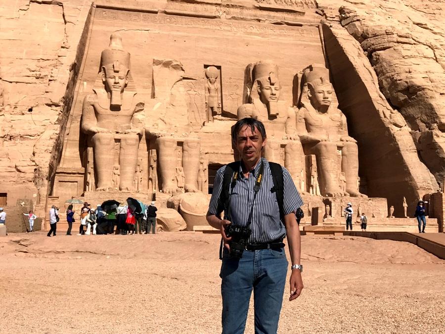 Visita la tempio di Abu Simbel