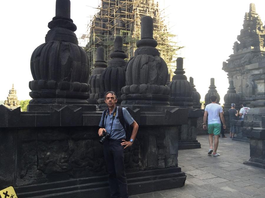 Sui templi di Prambanan