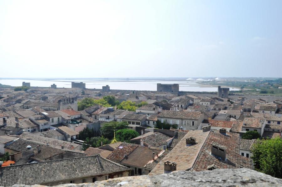I tetti di Aigues Mortes