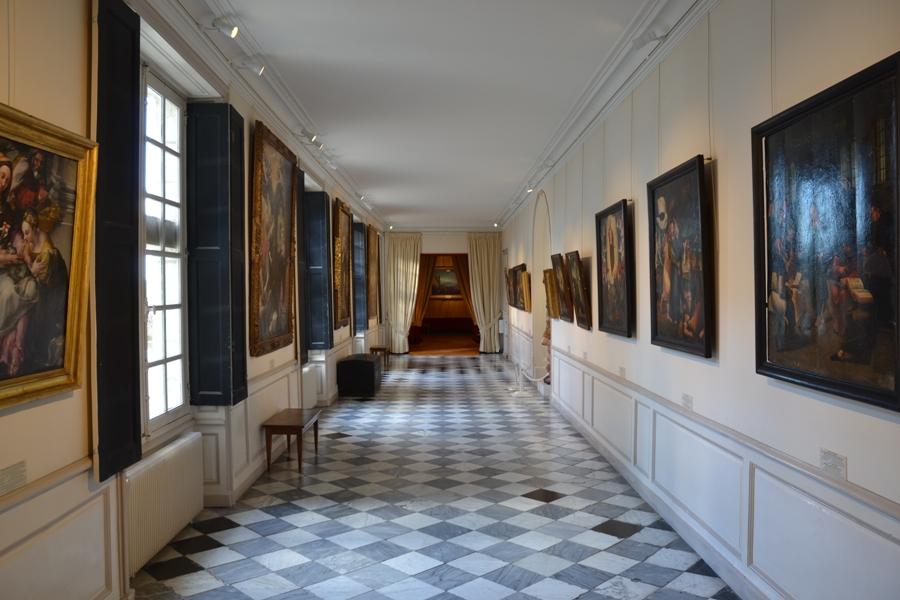 Castello di Villandry Interno