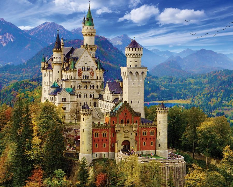 Visita al Castello di Neuschwanstein