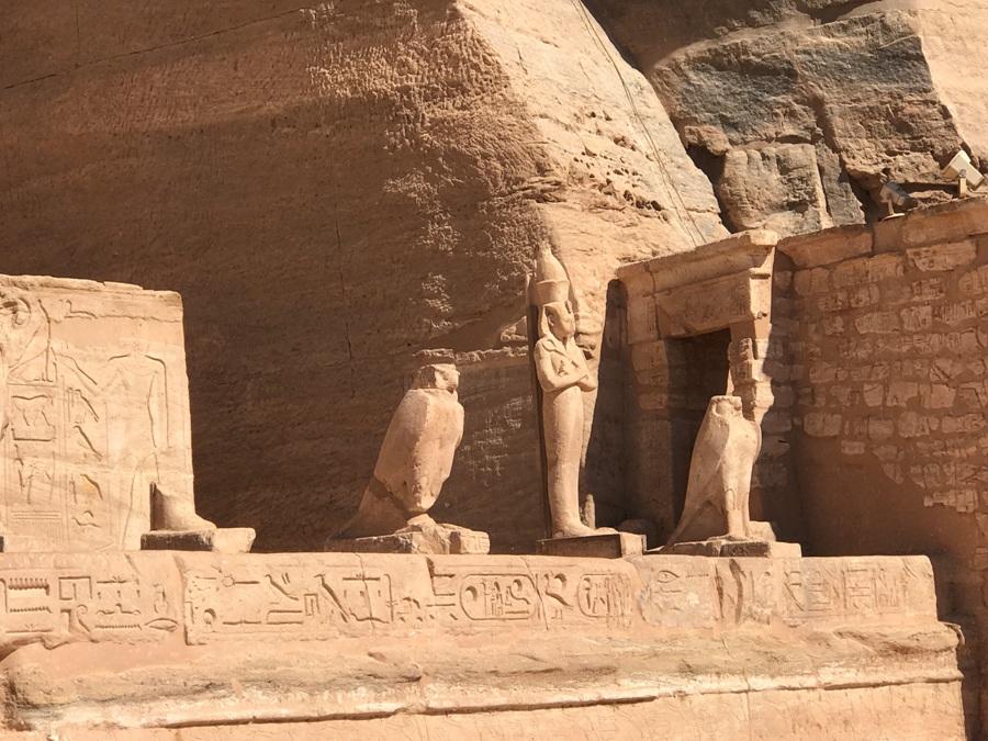 Statue delle divinità