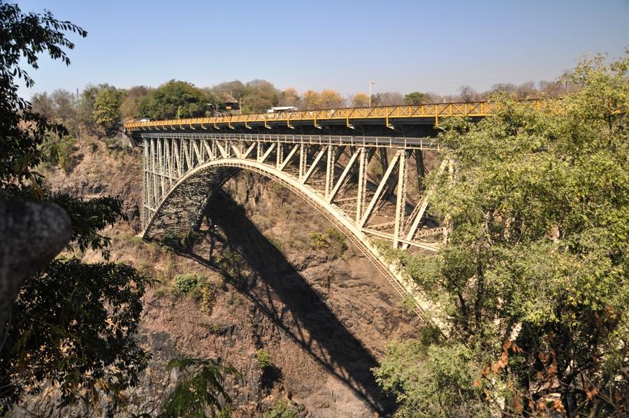 Knife Edge Bridge